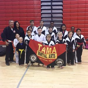 Martial Arts Competition Team