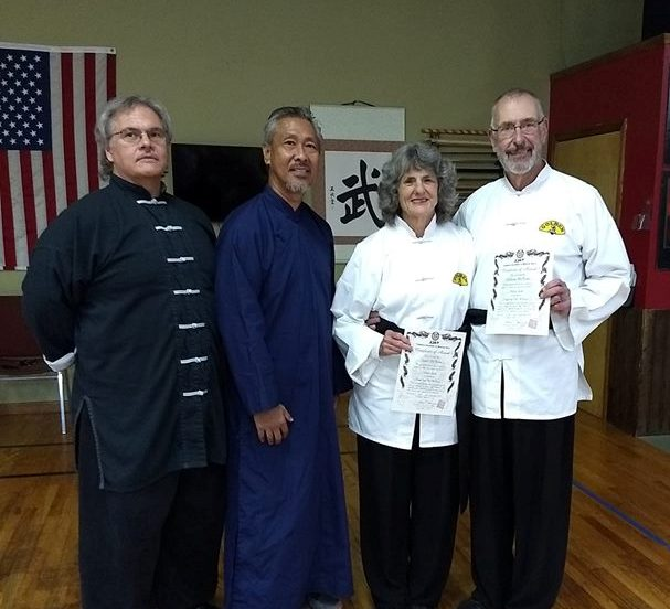 how to become a taoist tai chi instructor